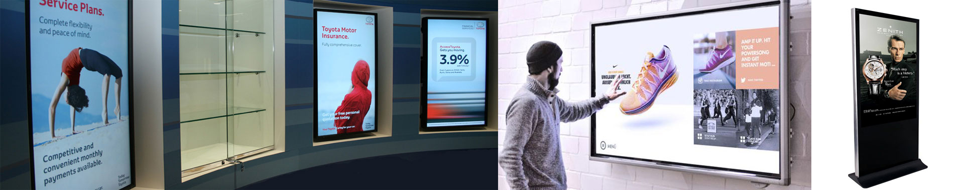 digital signage for retail in kenya