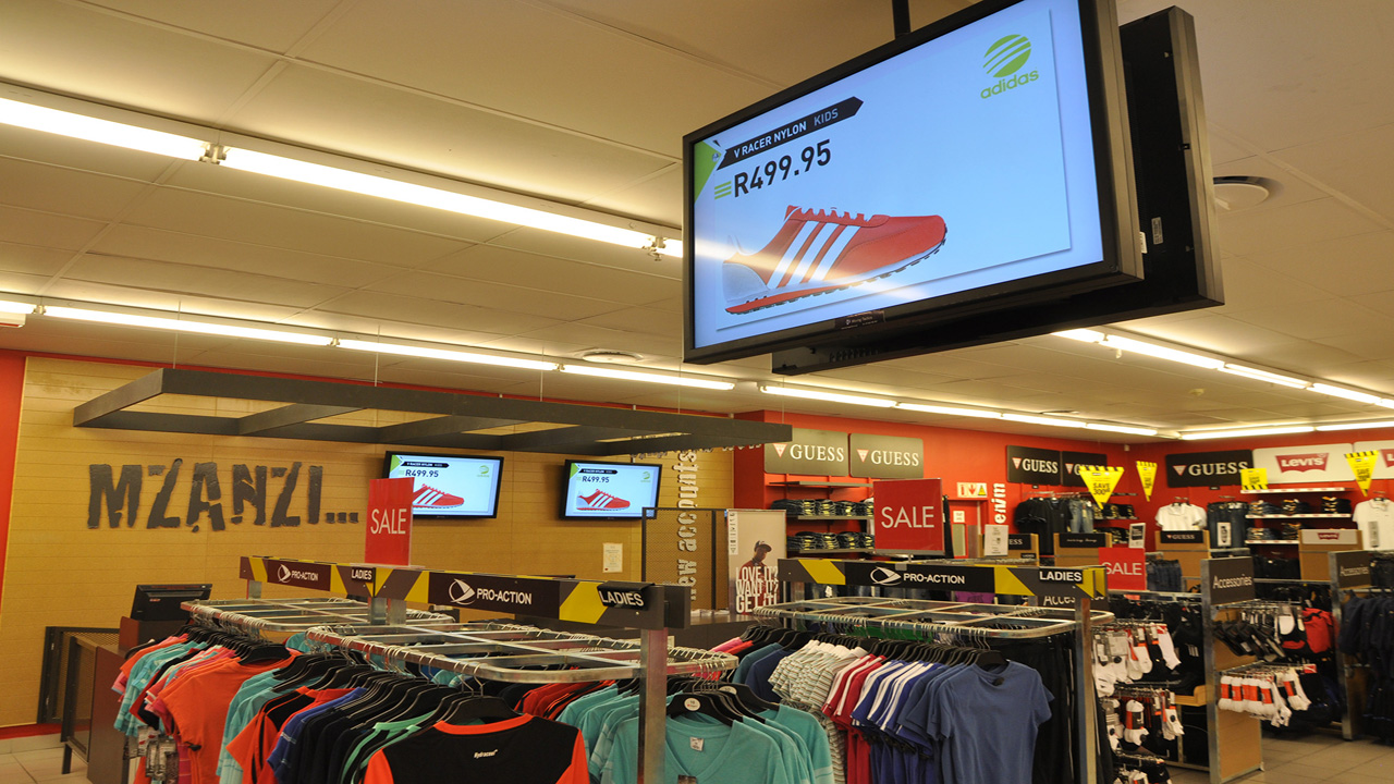 retail advertising displays in kenya