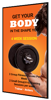 gym digital poster