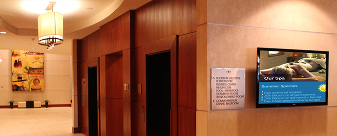 hotel wayfinding and directory in kenya